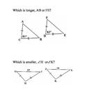 Bingo for Comparing Triangles