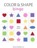 Bingo for PreK
