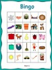 Bingo for Short Vowels CVC Words