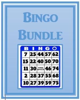 Bingo games in Portuguese Bundle