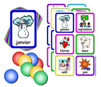 Bingo games to learn, review and assess