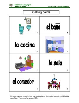 Bingo: house