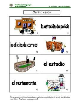 Bingo: places