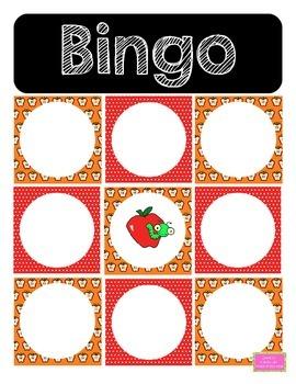 Bingo retour à l'école