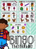 Bingo the Bundle! Bingo Boards for All Year Long!