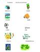 Bingo y Feliz Dia de San Patrico vocabulario