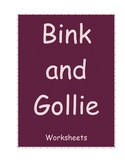 Bink and Gollie Worksheets