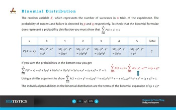 Binomial Distribution