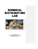 Binomial Distribution & Probability Activity Eric Gordon Free Throw Lab