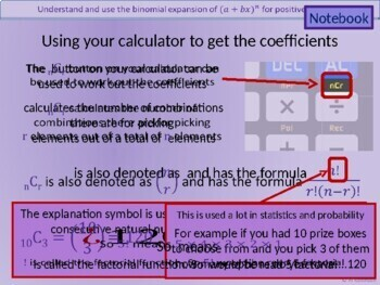 Binomial Expansion 1