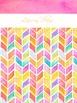Binder Covers - Watercolors