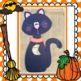 Binxy Black Halloween Cat Craft & Writing Activity