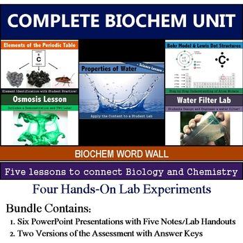 Bio Chemistry