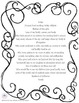 Bio Poem Activity (free!)