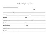 Bio Poem Graphic Organizer