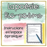 Bio-Poème  --  Bio-Poem