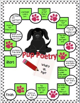 Bio-Pup Poetry-Haiku- & Pups Learn the Poetic Elements