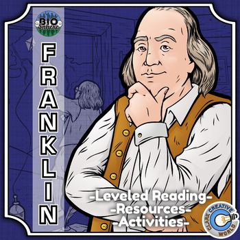 Bio Sphere - Benjamin Franklin Resources - Differentiated Leveled Reading & Fun