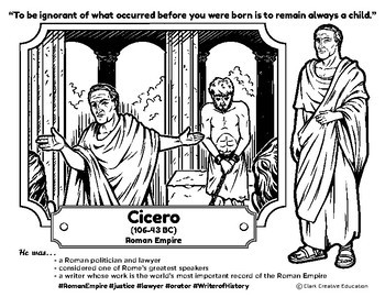 Bio Sphere - Cicero - Differentiated Reading, Slides & Activities