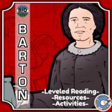 Bio Sphere - Clara Barton - Differentiated Reading, Slides & Activities