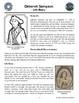 Bio Sphere - Deborah Sampson - Differentiated Reading, Slides & Activities