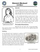 Bio Sphere - Elizabeth Blackwell Resources - Differentiated Reading & Fun