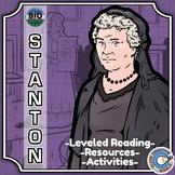 Bio Sphere - Elizabeth Cady Stanton - Reading, Slides & Activities