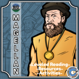 Bio Sphere - Ferdinand Magellan - Differentiated Reading, Slides & Activities