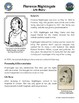 Bio Sphere - Florence Nightingale - Differentiated Reading, Slides & Activities