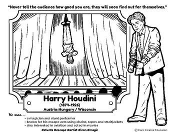 Bio Sphere Harry Houdini Differentiated Reading