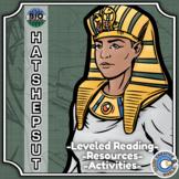 Bio Sphere - Hatshepsut - Differentiated Reading, Slides & Activities