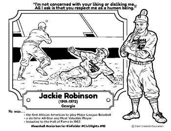 Bio Sphere - Jackie Robinson Resources - Differentiated Leveled Reading & Fun