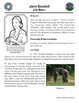 Bio Sphere - Jane Goodall Resources - Differentiated Leveled Reading & Fun