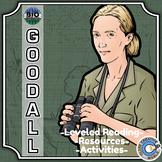 Bio Sphere - Jane Goodall - Differentiated Reading, Slides