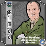 Bio Sphere - John Glenn - Differentiated Reading, Slides & Activities
