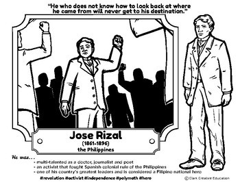 Bio Sphere - José Rizal Resources - Differentiated Leveled Reading & Fun