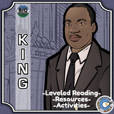 Bio Sphere - Martin Luther King Jr. - Reading, Slides & Activities