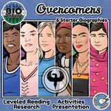 Bio Sphere - Overcomers (Women) Bundle - Reading & Activit