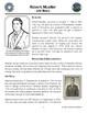 Bio Sphere - Robert Mueller - Differentiated Reading, Slides & Activities