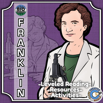 Bio Sphere - Rosalind Franklin Resources - Differentiated Leveled Reading & Fun