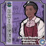 Bio Sphere - Ruby Bridges - Differentiated Reading, Slides & Activities