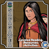 Bio Sphere - Sacagawea - Differentiated Reading, Slides & Activities