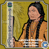 Bio Sphere - Sitting Bull - Differentiated Reading, Slides & Activities