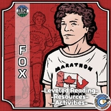 Bio Sphere - Terry Fox - Differentiated Reading, Slides &