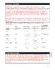 Biochem worksheet 1