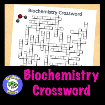 Crossword Puzzles For Chemistry Teaching Resources Teachers Pay