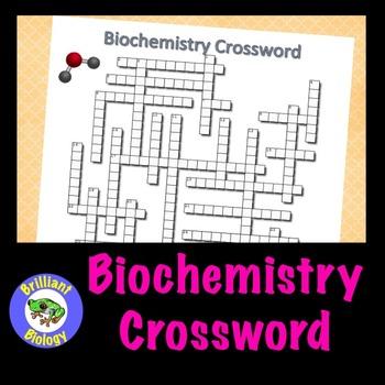 Biochemistry Crossword Puzzle