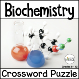 Biochemistry Crossword Puzzle