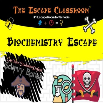 Biochemistry Escape Room | The Escape Classroom
