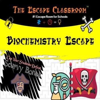 Biochemistry Escape Room | The Escape Classroom